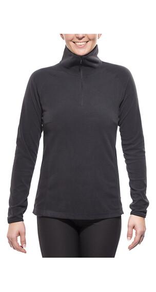 Columbia Women's Glacial fleece III 1/2 Zip black